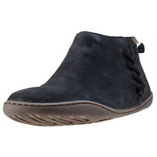 Camper Peu Cami Womens Ankle Boots Black New Shoes