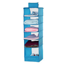 6 Cubes Oxford Closet Clothing Organizer Collapsible Cabinet Divider Storage