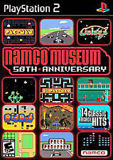 Namco Museum 50th Anniversary PS2 GREATEST HITS - Brand New!