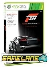 Forza Motorsport 3 -- Ultimate Edition (Microsoft Xbox 360, 2010)