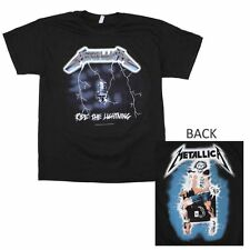 LICENSED Metallica Ride the Lightning T-Shirt #BRA-MET2002