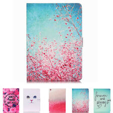 For Apple iPad Air 2 Smart Cover Flip PU Leather Stand Auto-Sleep/Wake Case