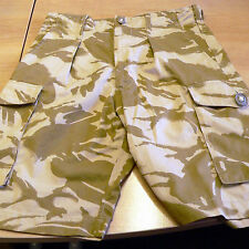 British Army Lightweight Desert Combat Shorts