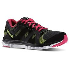 Reebok Sublite Duo Flow Womens Shoes Sneakers Running Ladies Sports Shoes