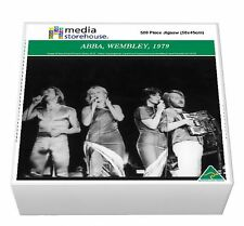 500 Piece Jigsaw Puzzle-ABBA, WEMBLEY, 1979-607702_80906