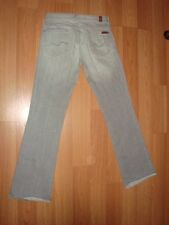 7 for all mankind low rise boot cut jeans size 26