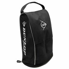 Dunlop Golf Shoe Bag Black Spikes Sports Shoe Bag