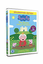 Peppa Pig - The Queen Royal Compilation (DVD, 2012)