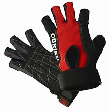 O'Brien SKI SKIN 3/4 Waterski Watersports Gloves, XXXS to M. 49892