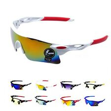 Outdoor Sport Cycling Bicycle Running Bike Riding Sun Glasses Eyewear - Goggles