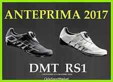 PREVIEW 2017 Shoes DMT RS1 Sole carbon - bike racing bicycle cycling