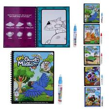 Drawing Water Painting Magic Pen Doodle Mat Board Toys Kids Toddler Learning