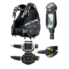 Oceanic Professional Scuba Diving Package Women's Hera BCD ProPlus 3, Zeo Regula