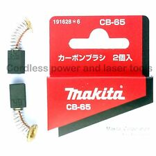 Makita CB65 Carbon Brushes for Router Impact Wrench Grinder Shears Part 191628-6