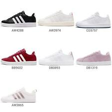 adidas Neo Cloudfoam Advantage Leather Womens Casual Shoes Sneakers Pick 1