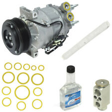 New A/C Compressor Kit With Clutch AC for 07-10 S80 4.4L-V8
