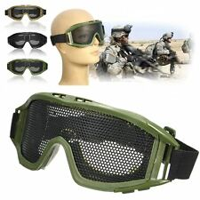 FJ-G004 Eye Protection Mask CS Tactical Airsoft Safety Protection Goggles Glasse