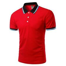New Polo Men 2016 Summer Solid Color Fashion Mens Short Sleeve Polo shirts