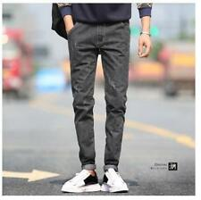 Men's jeans 2016 new autumn and winter men's jeans plus size 28-40 black and