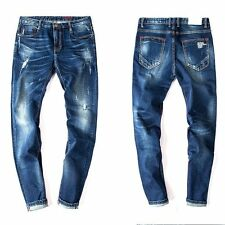 2016 New Fashion Mens Jeans Brand Men Casual Jeans Pants Slim Mens Jeans