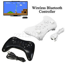 New Wireless Gamepad Joypad Hand Controller Remote For Nintendo Wii U Pro