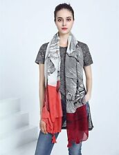 Famous Brand Women Scarf Ladies Long Large Voile Scarves Wrap Scarf Shawl The