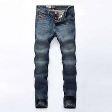 Hot Sale Fashion Men Jeans Dsel Brand Straight Fit Ripped Jeans Italian Designer