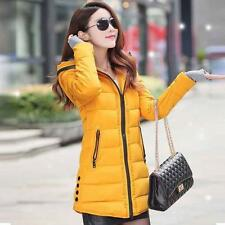 Winter Coat Women Parka 2017 Hooded Warm Cotton Padded Long Outfit Plus Size