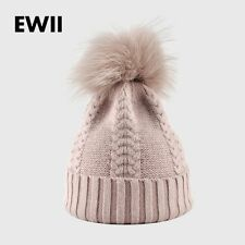 2017 Winter cap woman beanie caps girl knitted cotton hats for women beanies