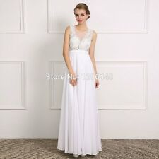 Bridesmaid Dresses Real Photos Scoop White Sleeveless Bridesmaid Gowns For