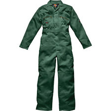 Dickies Mens WD4839 Redhawk Polycotton Workwear Boilersuit / Coverall