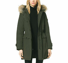 WOMEN'S MICHAEL KORS PARKA DOWN COAT