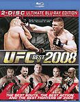 UFC Best of 2008 (Blu-ray) NEW  **Free Shipping**
