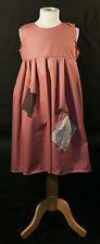 Victorian-Pink Annie/ Girls Workhouse/Orphan/Servant- Patched Fancy Dress Outfit