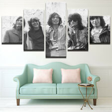 Framed Home Decor Canvas Print Painting Wall Art The Rolling Stones Rock Poster
