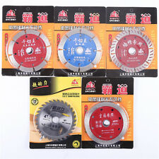 1pc Diamond Wood Cutting Saw Blade Grinder Circular Drill Saw Blade Power Tool