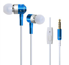 3.5mm Stereo Headset Earbuds Headphone Earphone In-ear for Mobile Phone iPod MP3