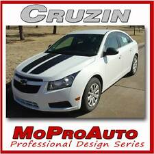 Chevy CRUZE RALLY Racing Stripes 3M Professional Vinyl Hood Decals Graphics 792