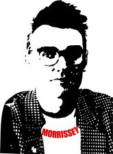 Music Clothing The Smiths Band Pop Group Singer Stephen Morrissey Ladies T Shirt