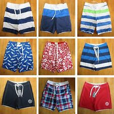 NWT Abercrombie & Fitch Mens Swim Wear Board Shorts Trunks