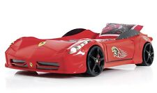 Ferrari 458 Race Car Bed, Children's Car Bed, Kids Beds, Boys Car Bed - Red