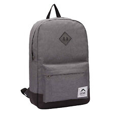 Classic Backpack Backpacks School Waterproof Rucksacks Boys Girls Bag Bags 813M