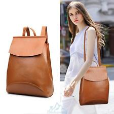 Women Backpacks Fashion PU Leather Shoulder Bag Girl Backpack School Bag