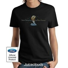 Ford Ladies Shirt Mustang Cobra Ford Motor Company Shelby GT500 Women's Tee