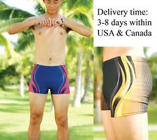 new Y3028 swimming trunks swimming board shorts swim jammers for men and boys
