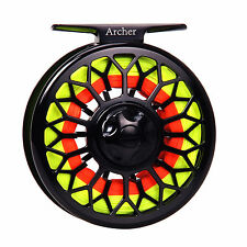3/4 5/6 7/8WT Fly Reel Combo CNC Machined Aluminum Fly Fishing Reel & Fly Line