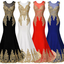 Mermaid SEQUINS Formal Prom Dresses Party Ball Evening Pageant Celebrity Gowns