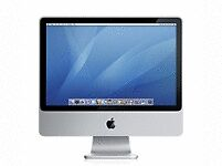 "Apple iMac A1224 20"" Desktop - MA876LL/A, 2GHz C2D, 4GB RAM, 250GB HD, Yosemite"