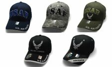 Military Official Licensed U.S. AIR FORCE hat cap embroidered USAF  Baseball cap