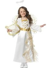 SALE! Kids Beautiful Angel Fairy Princess Girls Fancy Dress Costume Party Outfit